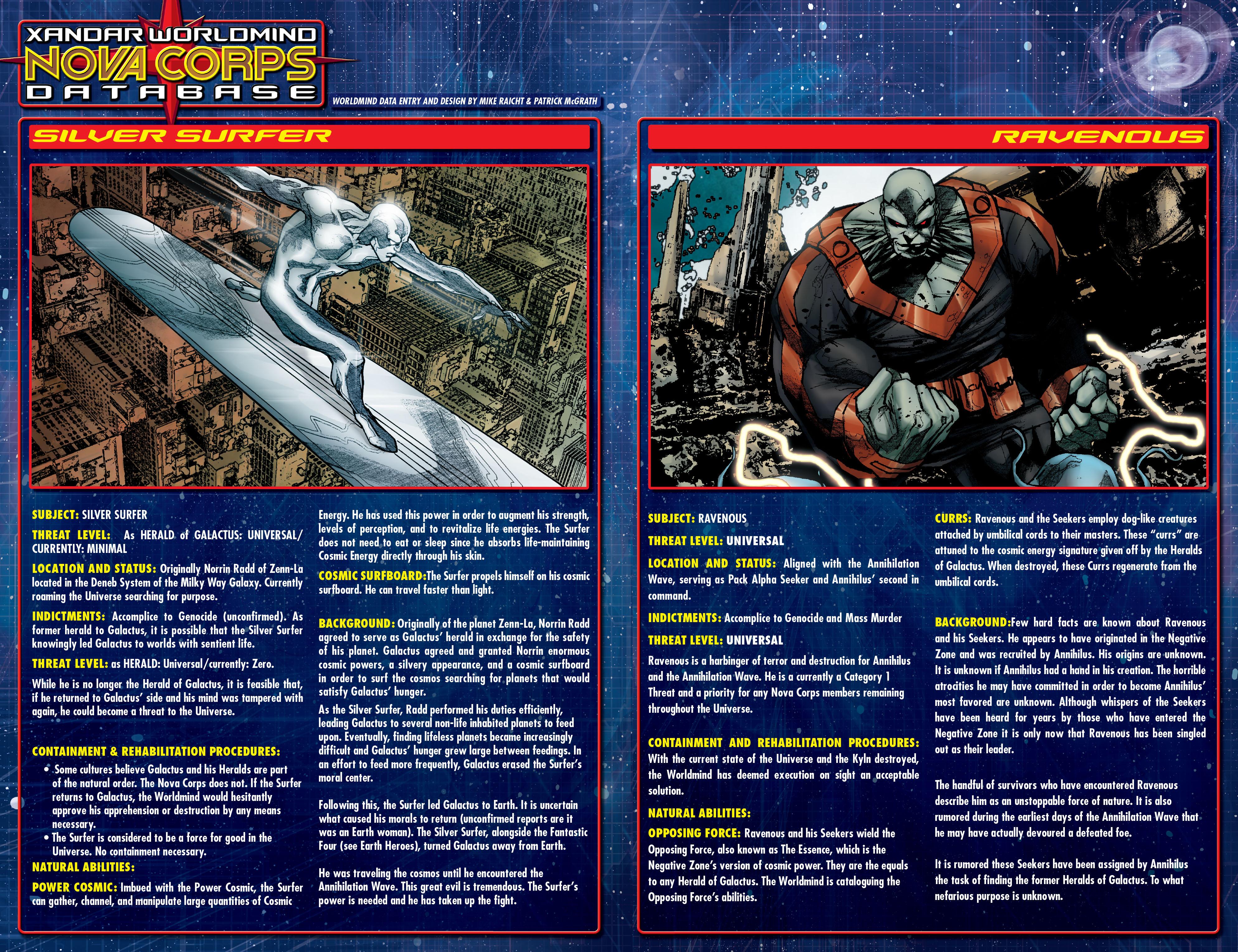 Read online Annihilation: Silver Surfer comic -  Issue #1 - 24