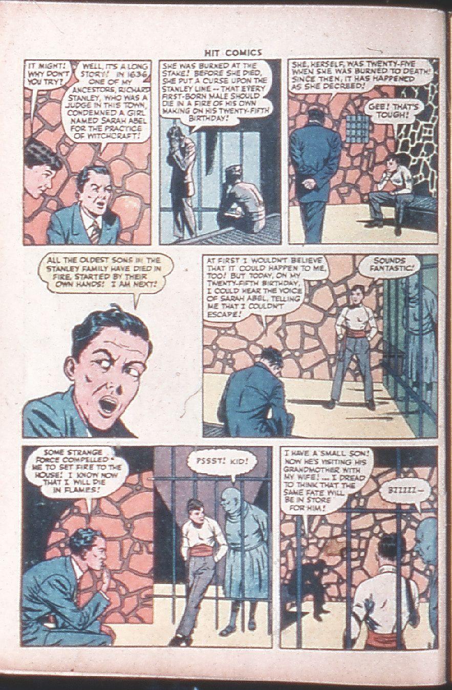 Read online Hit Comics comic -  Issue #36 - 10