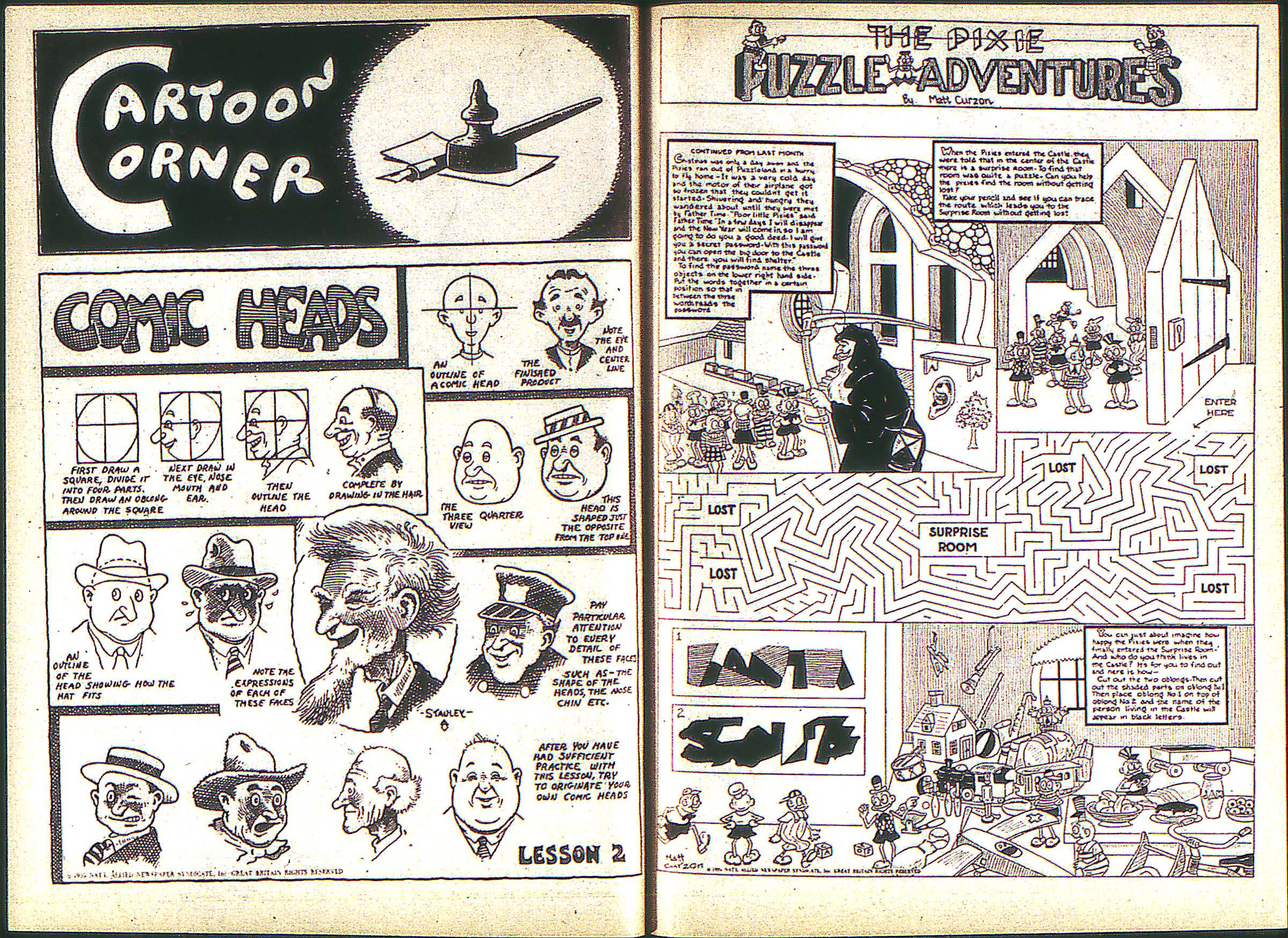 Read online Adventure Comics (1938) comic -  Issue #2 - 25