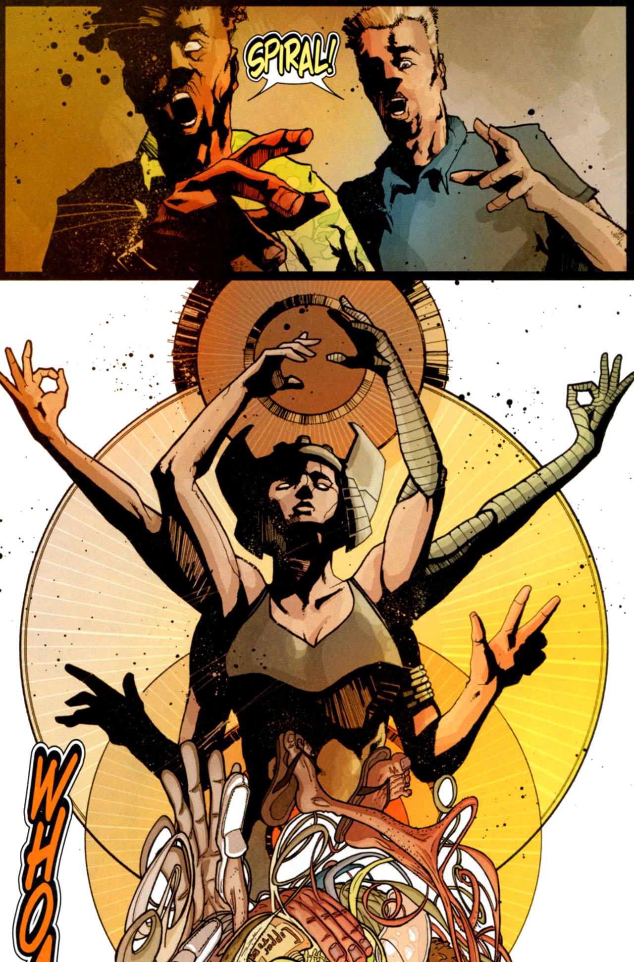 Read online Astonishing Tales (2009) comic -  Issue #1 - 30