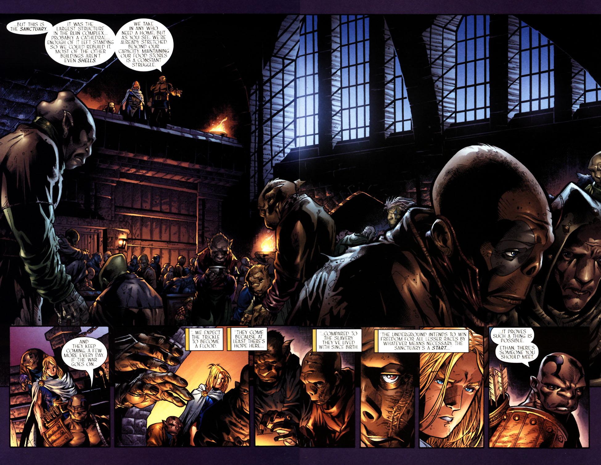 Read online Scion comic -  Issue #10 - 7