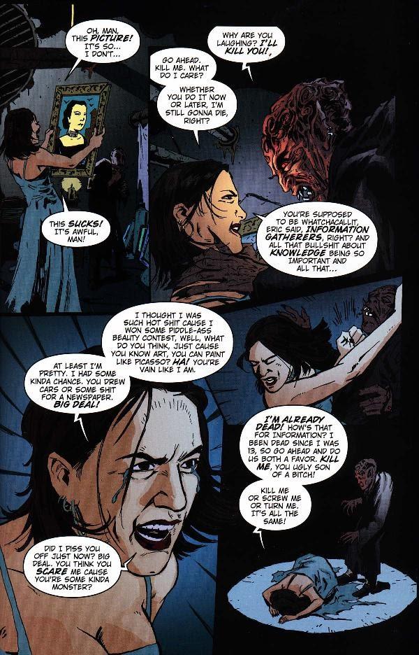 Read online Vampire the Masquerade comic -  Issue # Nosferatu - 43