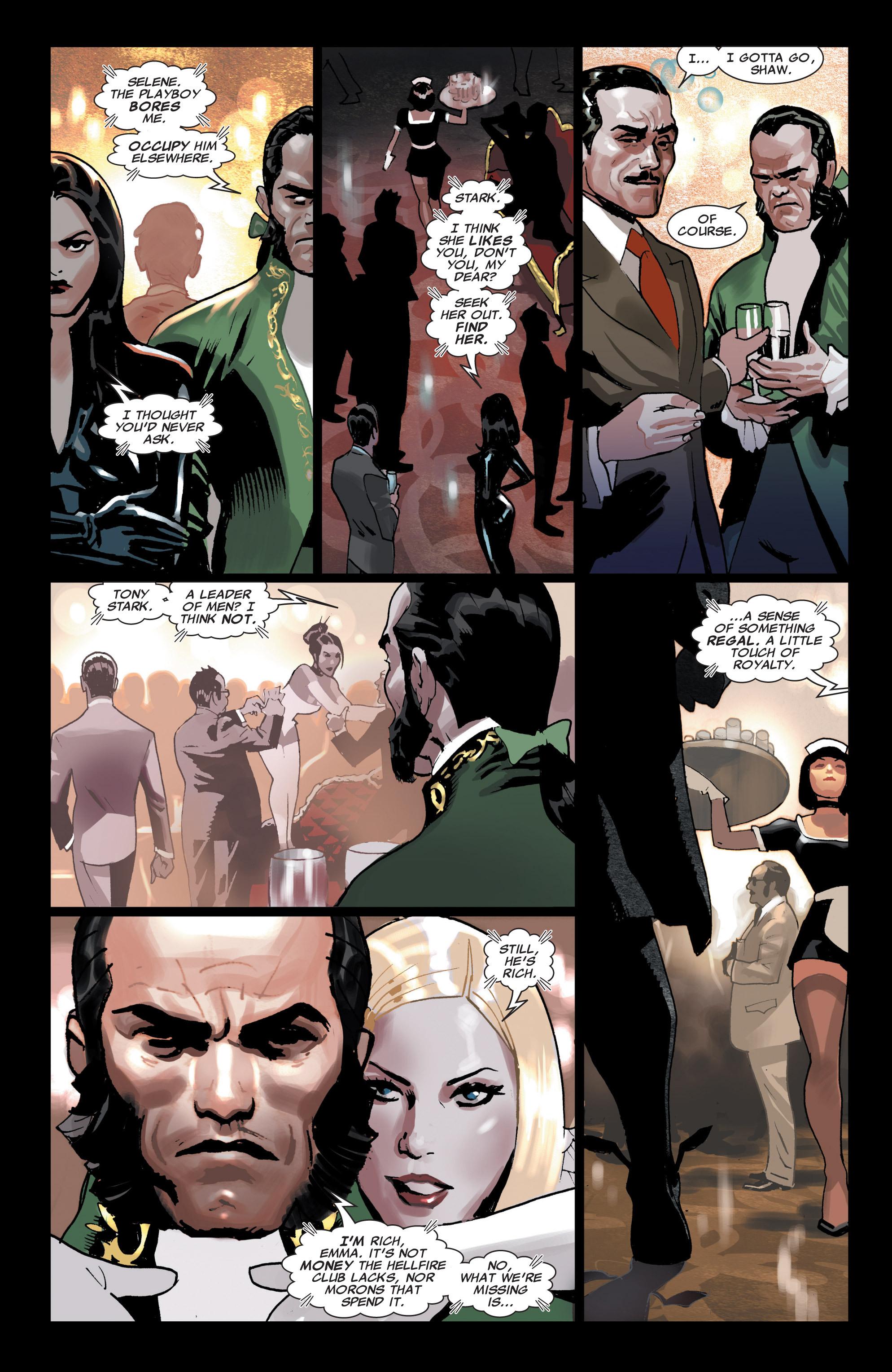 Read online Uncanny X-Men (1963) comic -  Issue # _Annual 2 (2009) - 9