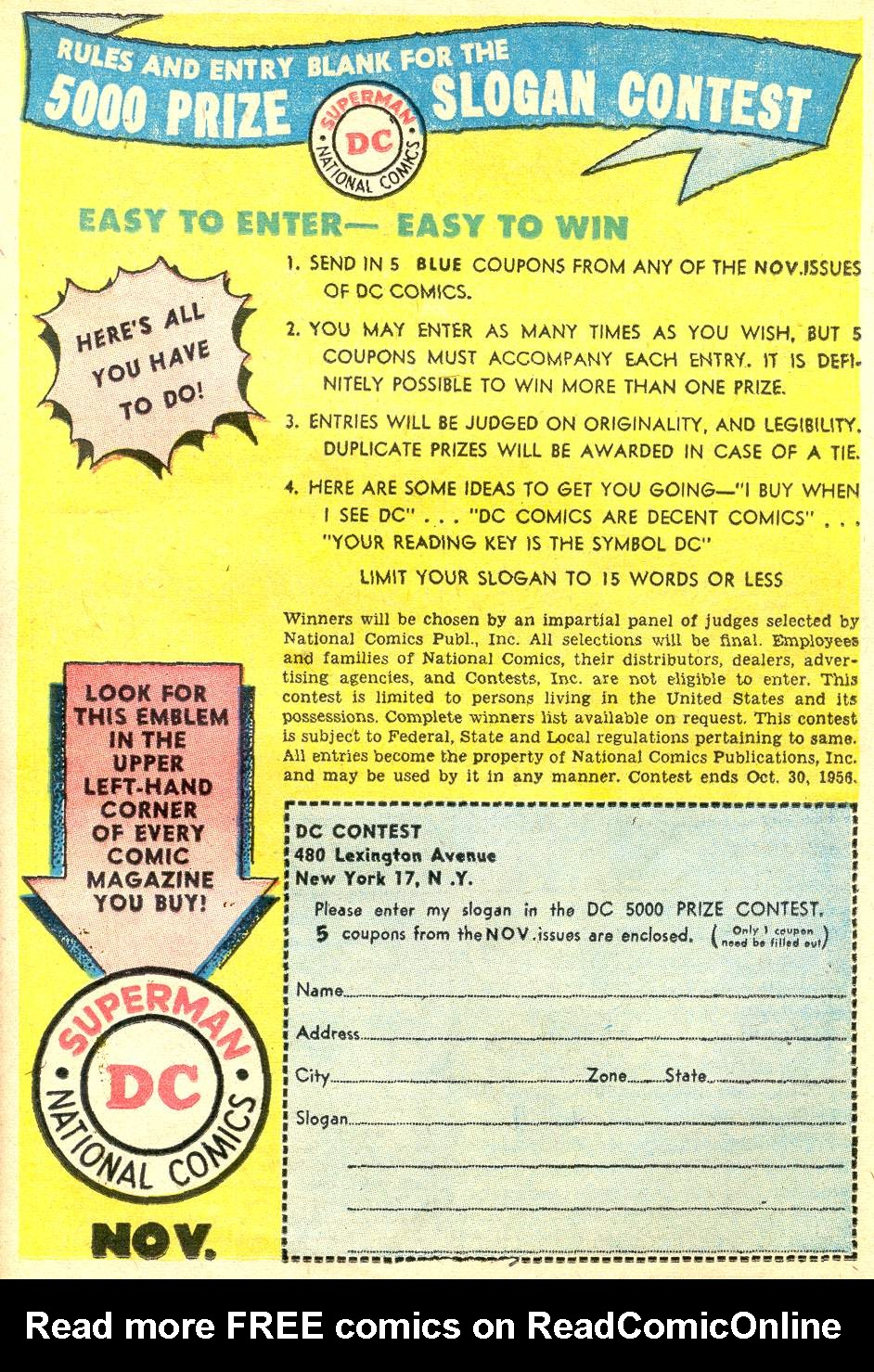 Read online Adventure Comics (1938) comic -  Issue #230 - 25