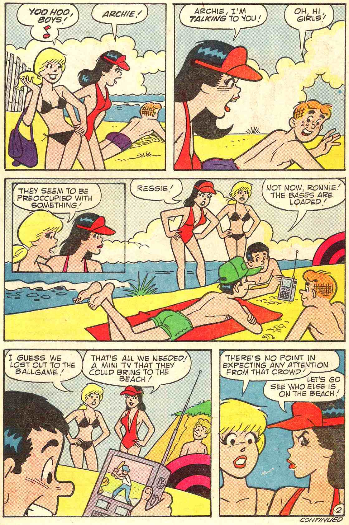 Read online Archie's Girls Betty and Veronica comic -  Issue #331 - 27