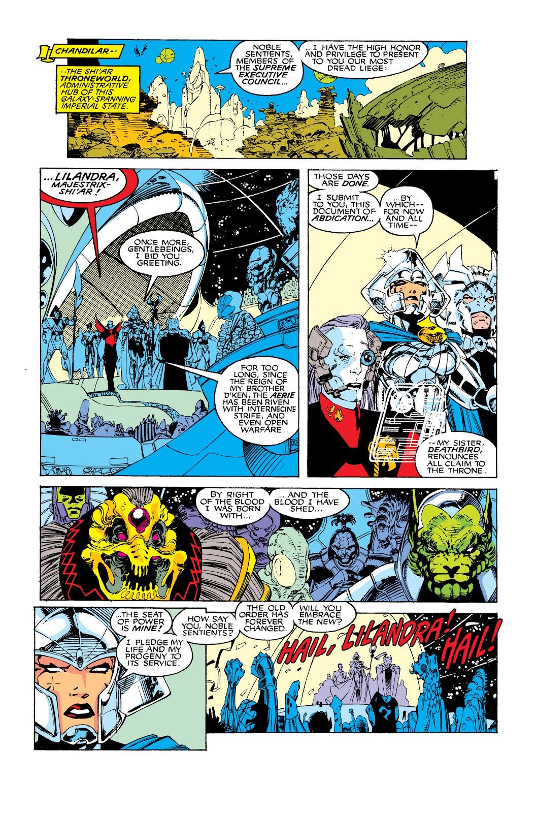 Uncanny X-Men (1963) issue 275 - Page 34