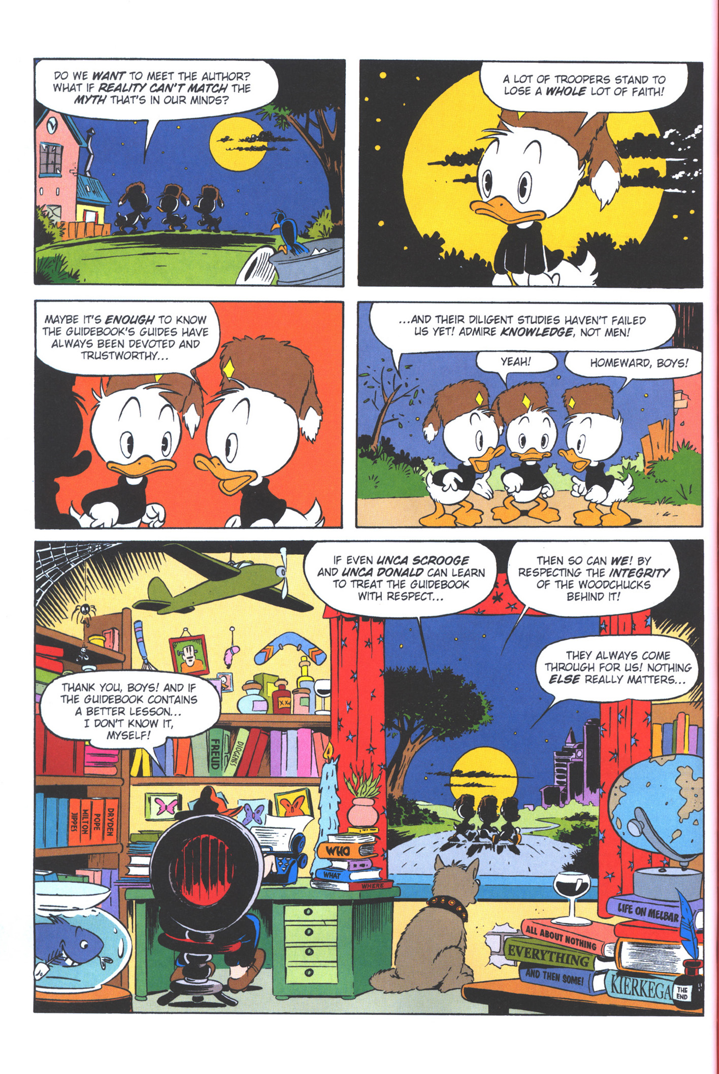 Read online Uncle Scrooge (1953) comic -  Issue #383 - 50