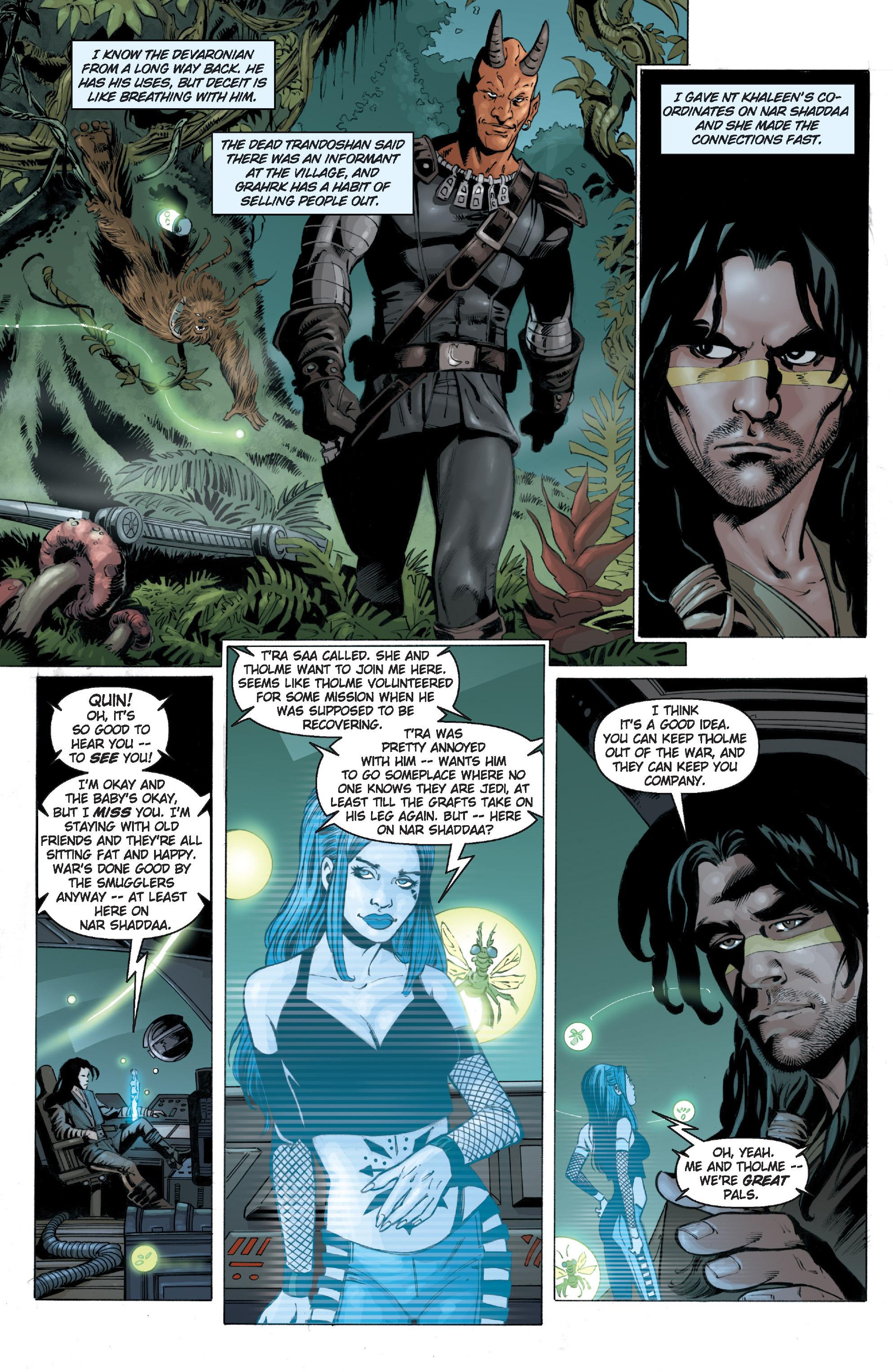Read online Star Wars Omnibus comic -  Issue # Vol. 26 - 377