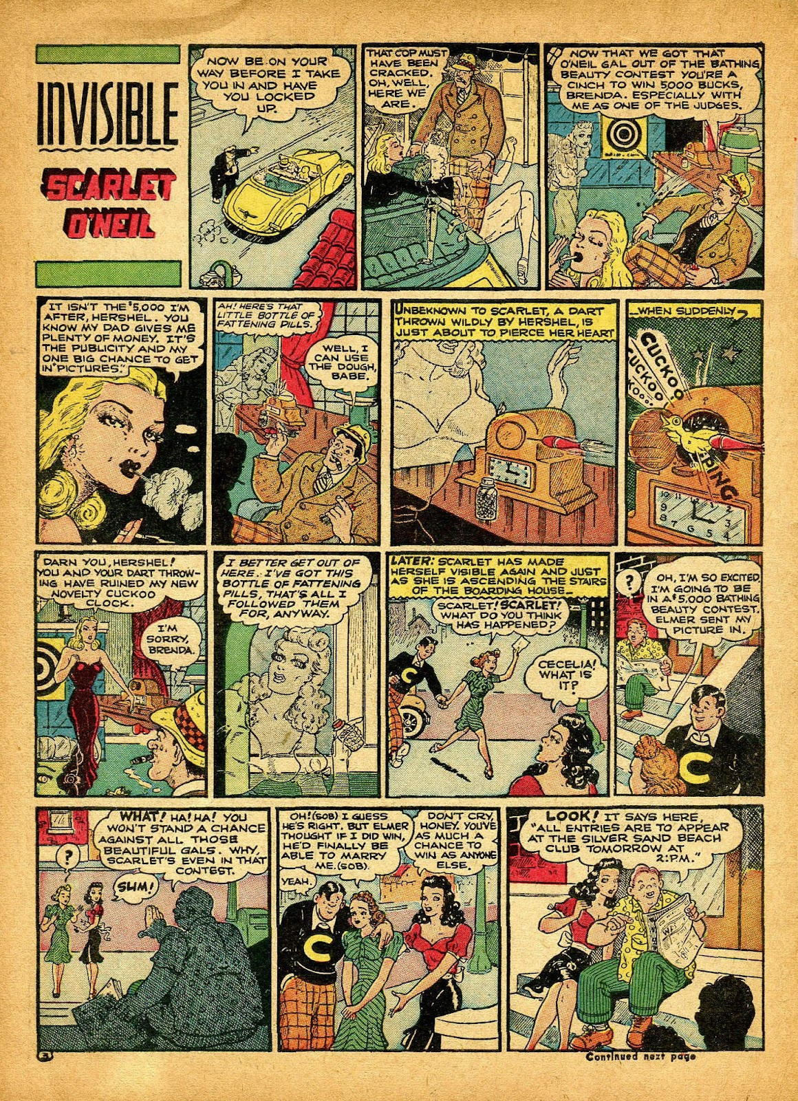 Read online Famous Funnies comic -  Issue #84 - 8