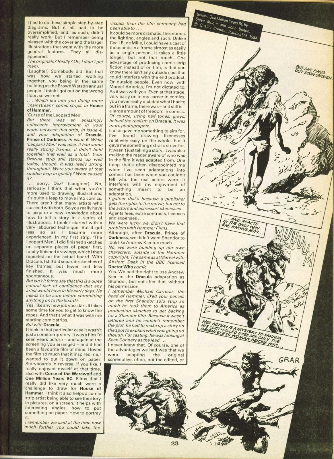 Warrior Issue #24 #25 - English 23