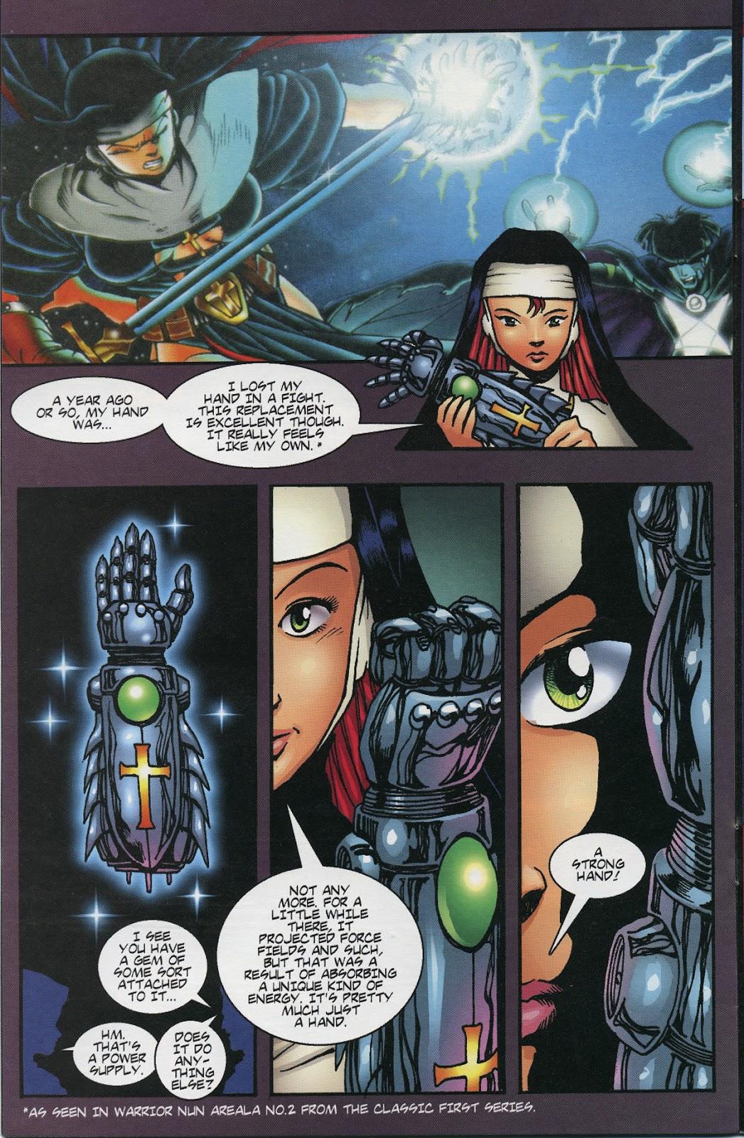 Warrior Nun Areala (1997) Issue #6 #6 - English 16