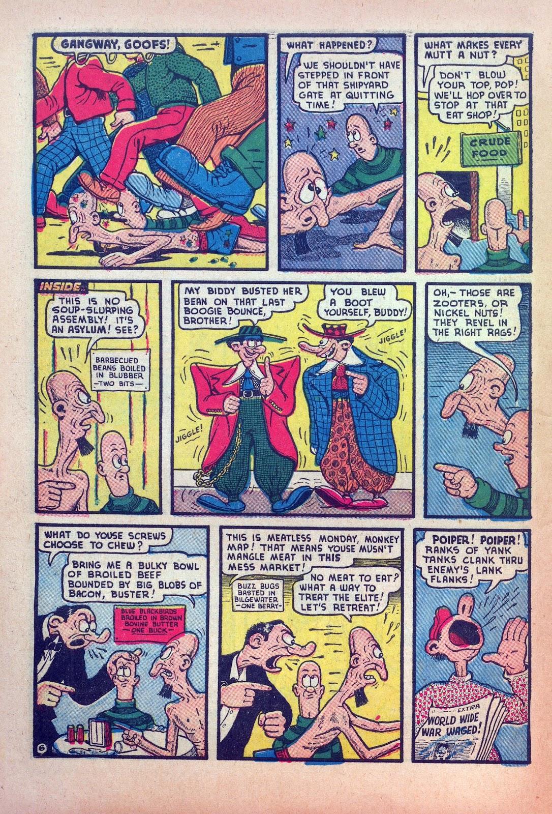 Read online Joker Comics comic -  Issue #9 - 64