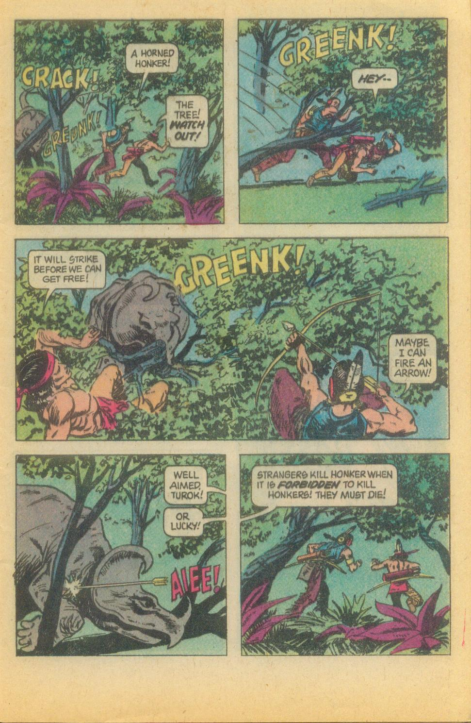 Read online Turok, Son of Stone comic -  Issue #120 - 5