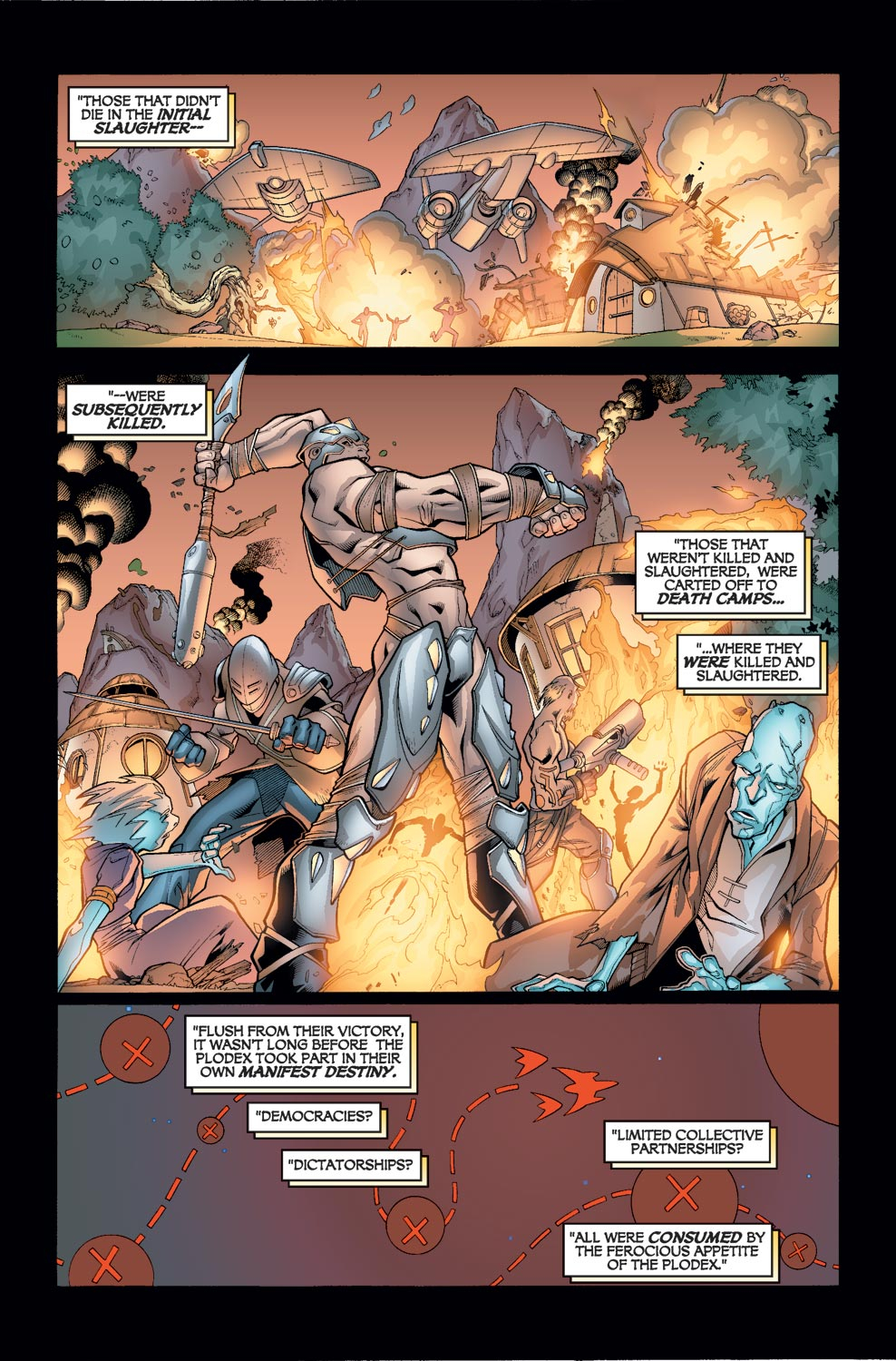 Alpha Flight (2004) issue 3 - Page 14
