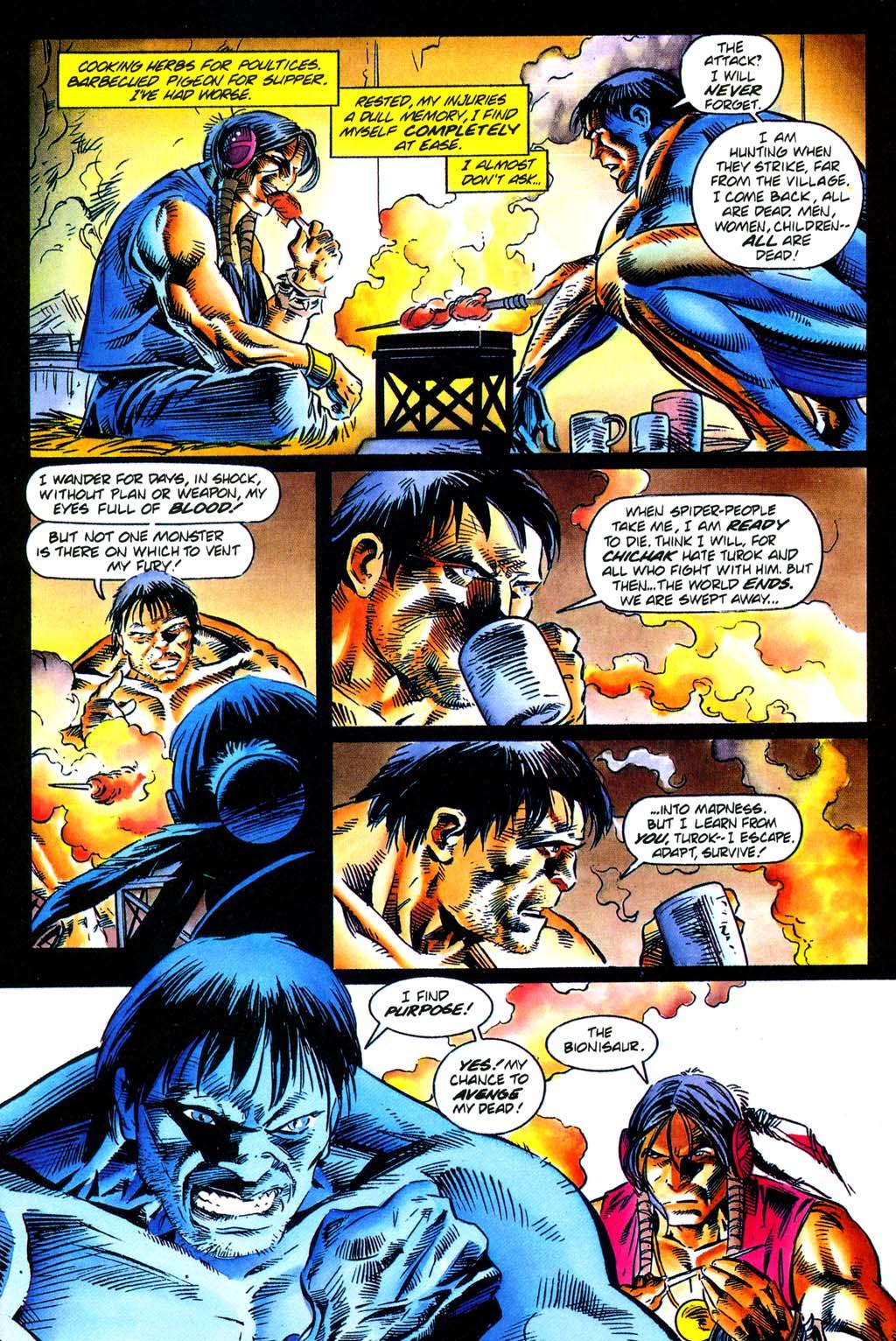 Read online Turok, Dinosaur Hunter (1993) comic -  Issue #29 - 15