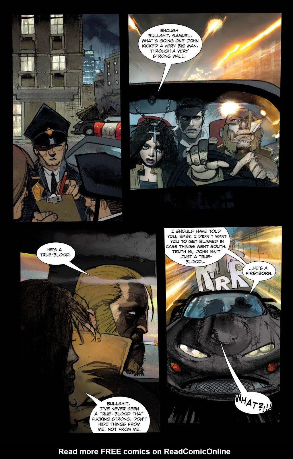 13 Coins issue TPB - Page 93