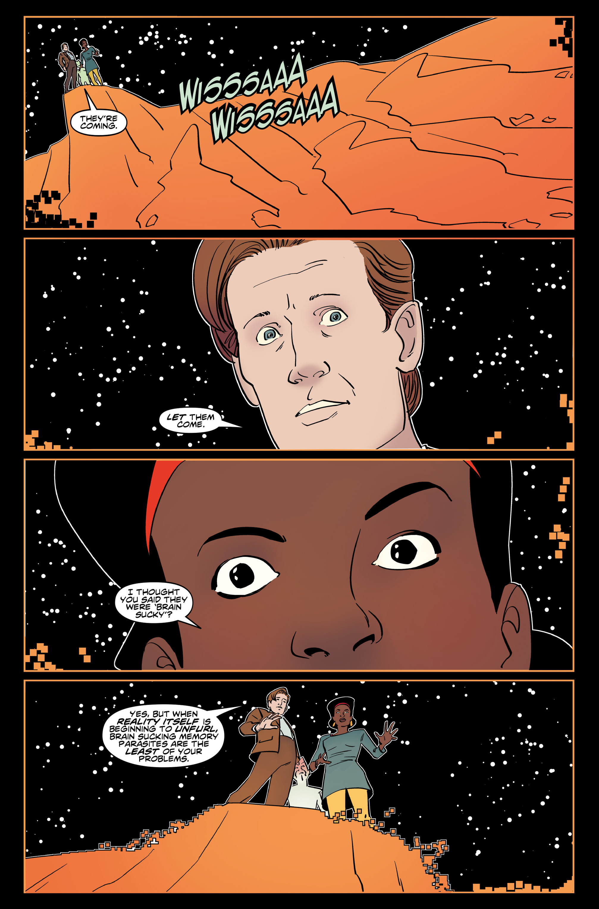 Read online Doctor Who: The Eleventh Doctor Year Three comic -  Issue #6 - 20