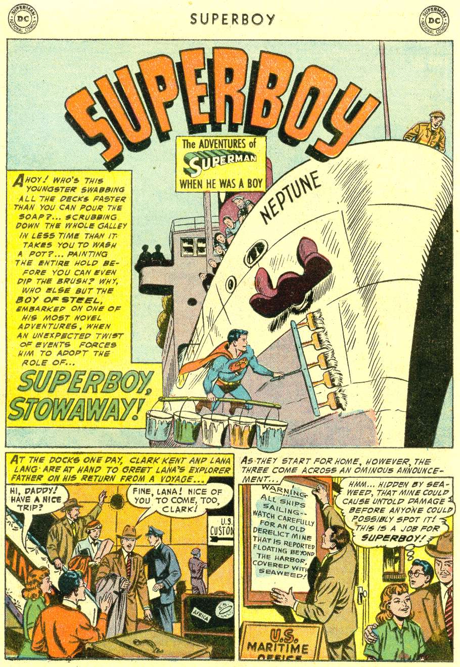 Superboy (1949) issue 42 - Page 11
