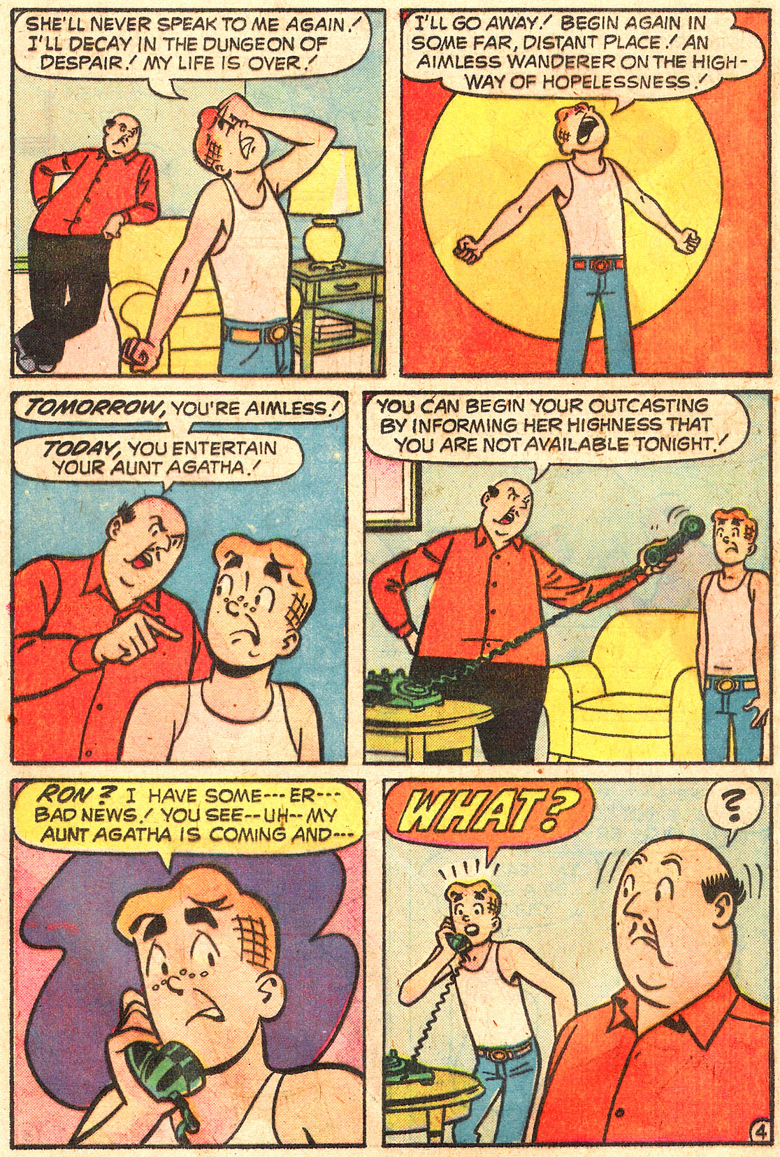 Read online Archie (1960) comic -  Issue #250 - 16