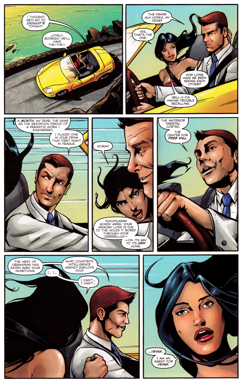 Read online G.I. Joe: Snake Eyes comic -  Issue #5 - 13