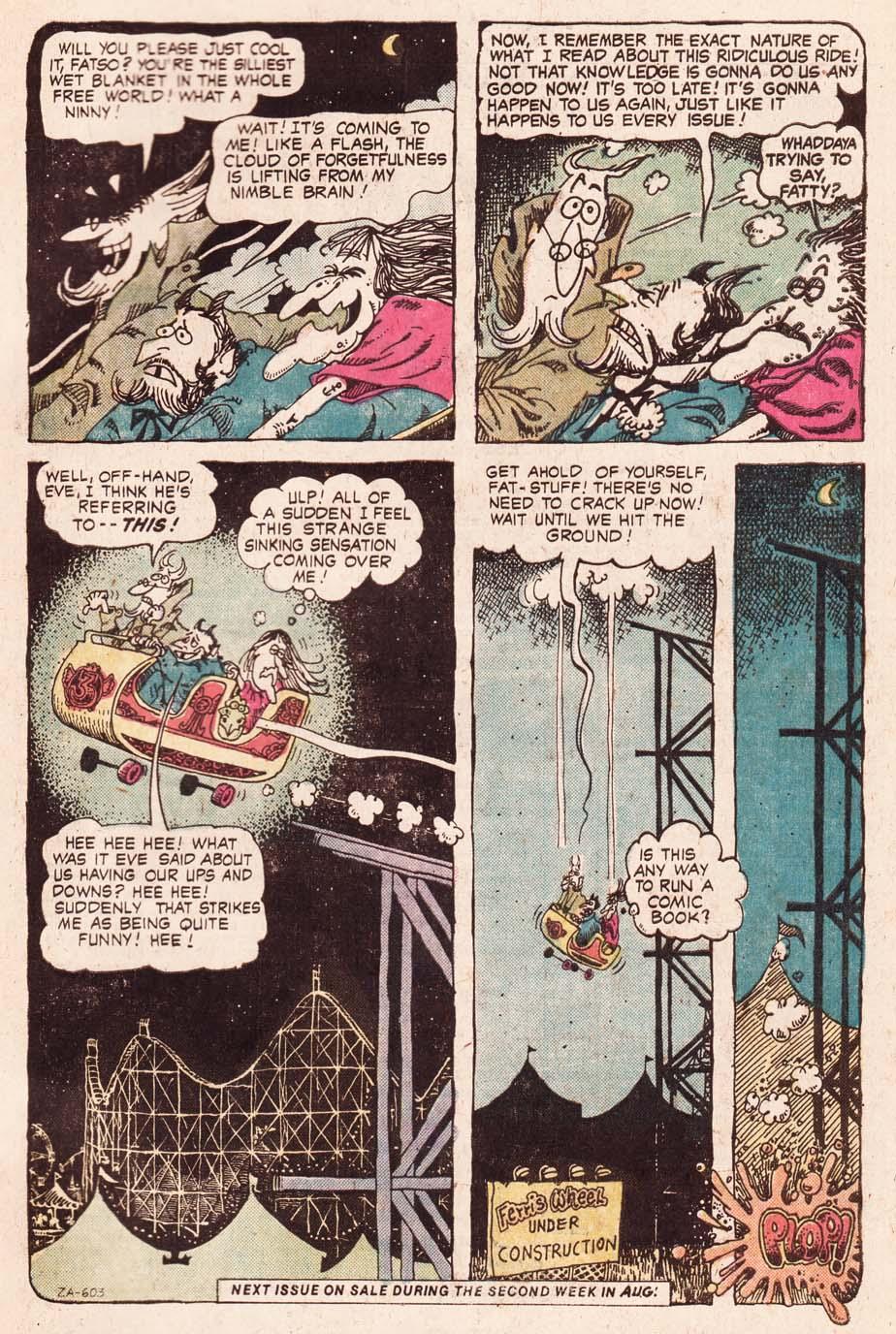 Read online Plop! comic -  Issue #17 - 33