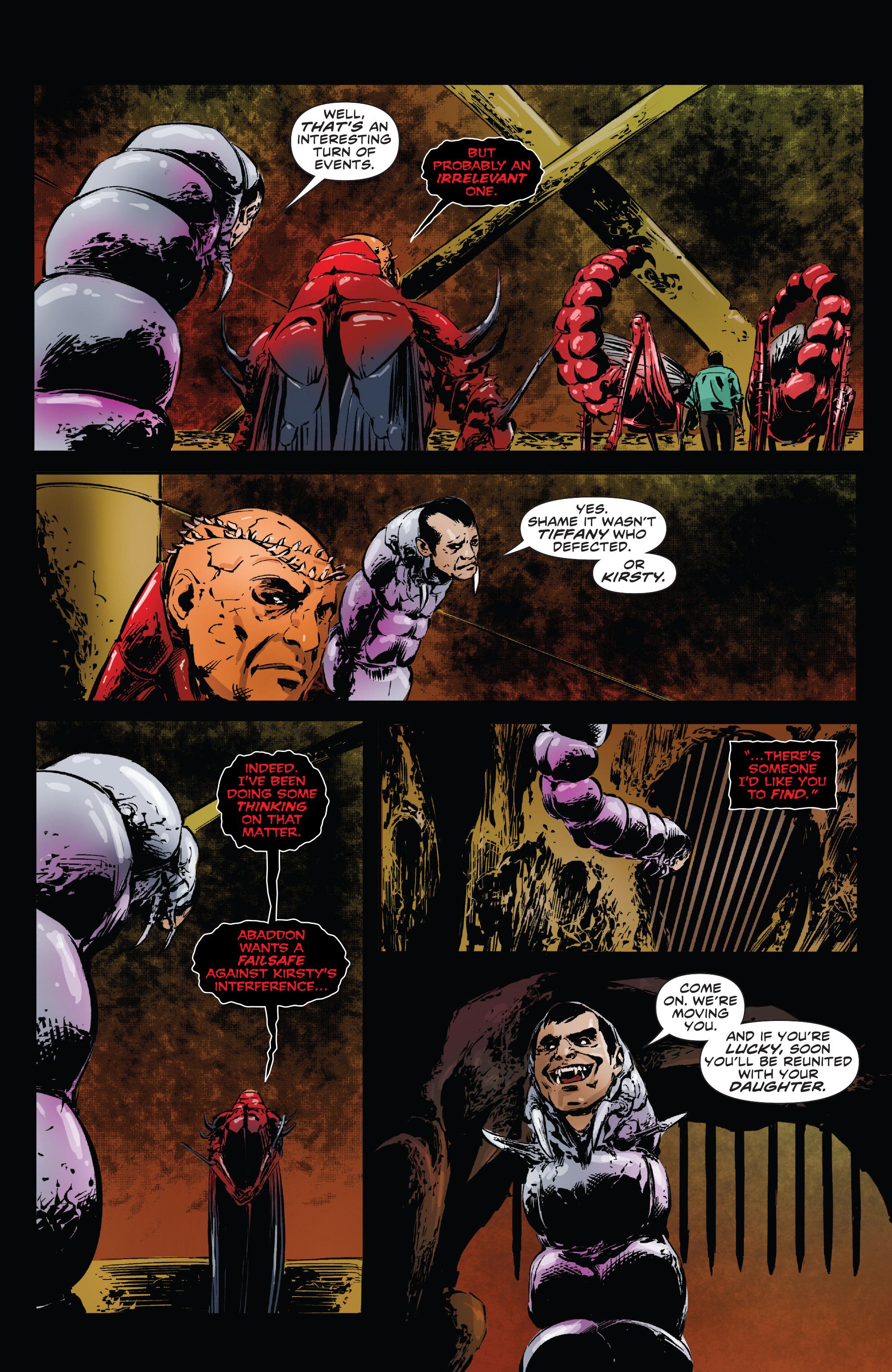 Read online Clive Barker's Hellraiser: The Dark Watch comic -  Issue # TPB 3 - 58