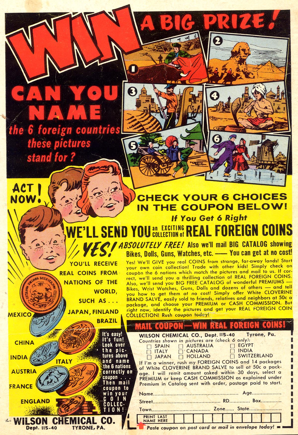 Read online Adventure Comics (1938) comic -  Issue #269 - 36