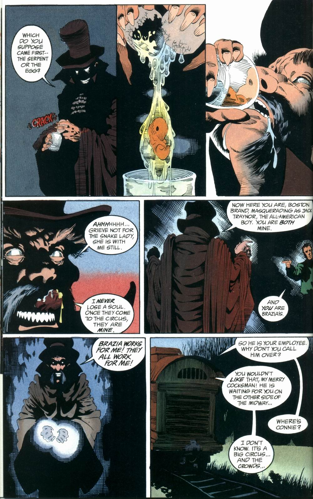 Read online Deadman: Love After Death comic -  Issue #2 - 14