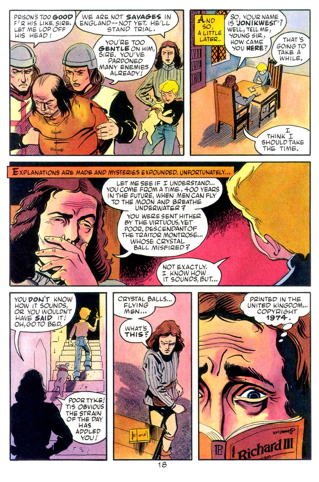 Jonny Quest (1986) issue 10 - Page 20