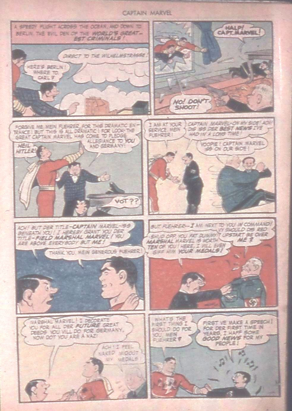Captain Marvel Adventures issue 42 - Page 23