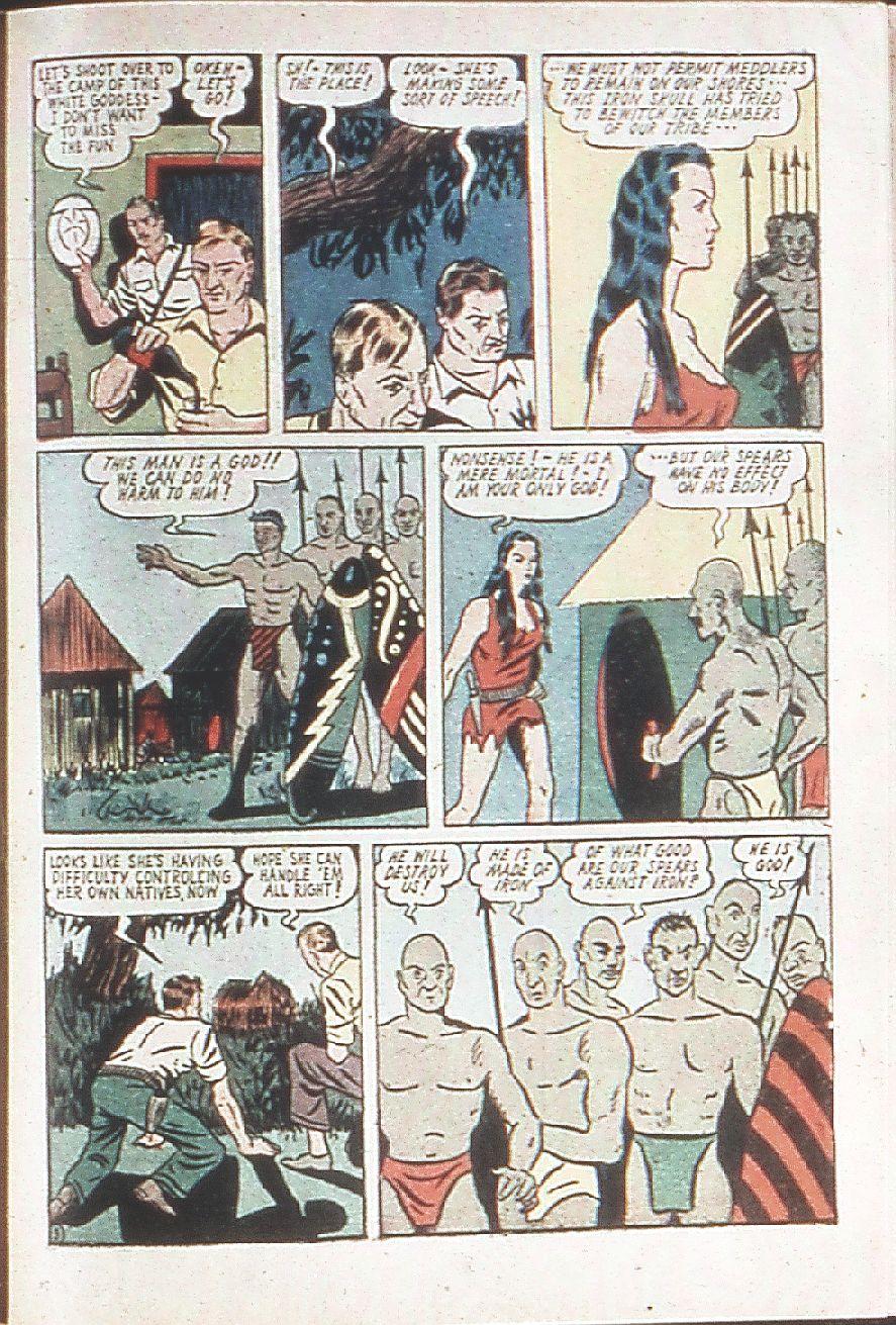 Read online Amazing Man Comics comic -  Issue #18 - 59