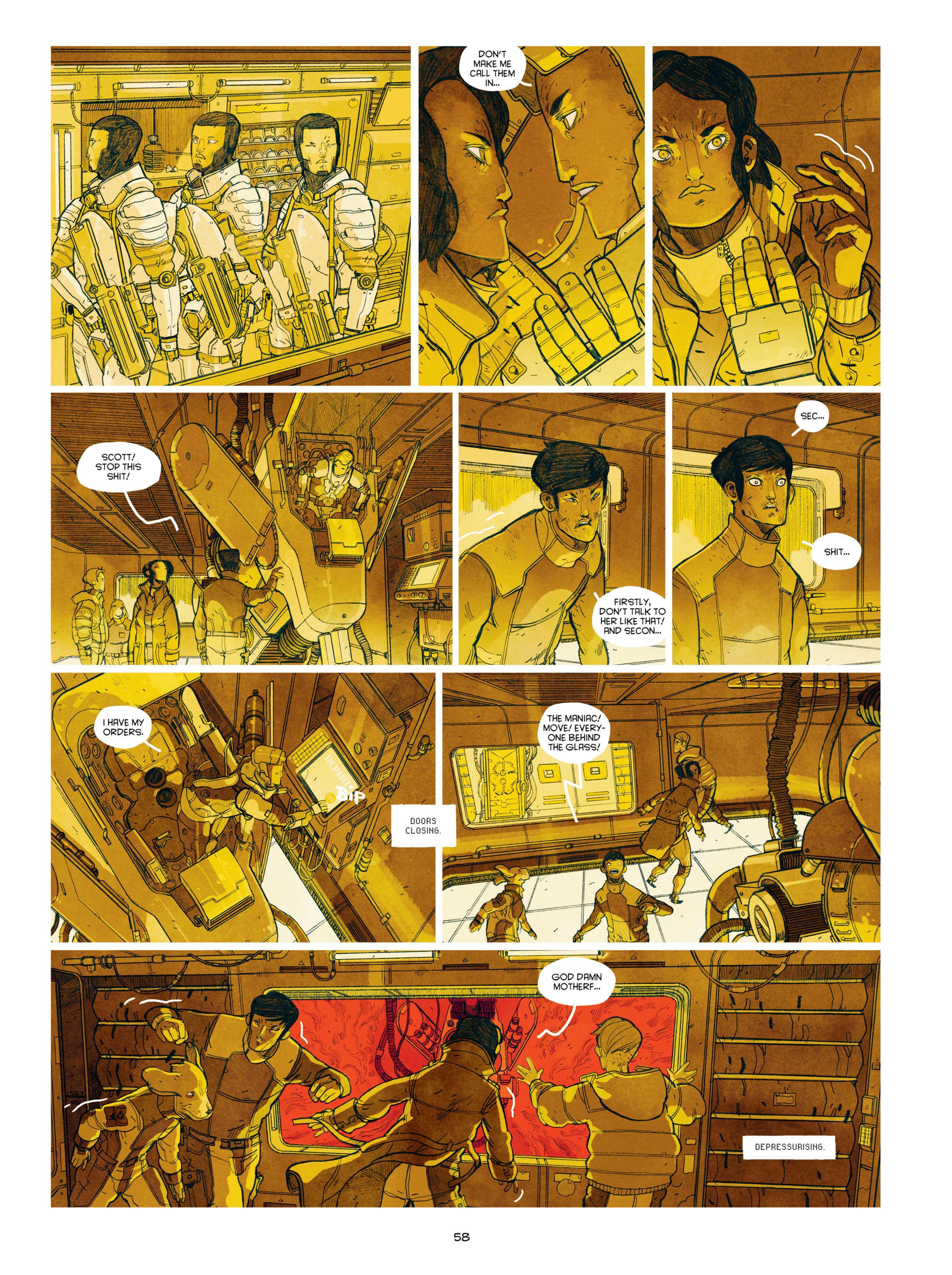 Read online Shangri-La comic -  Issue # Full - 59