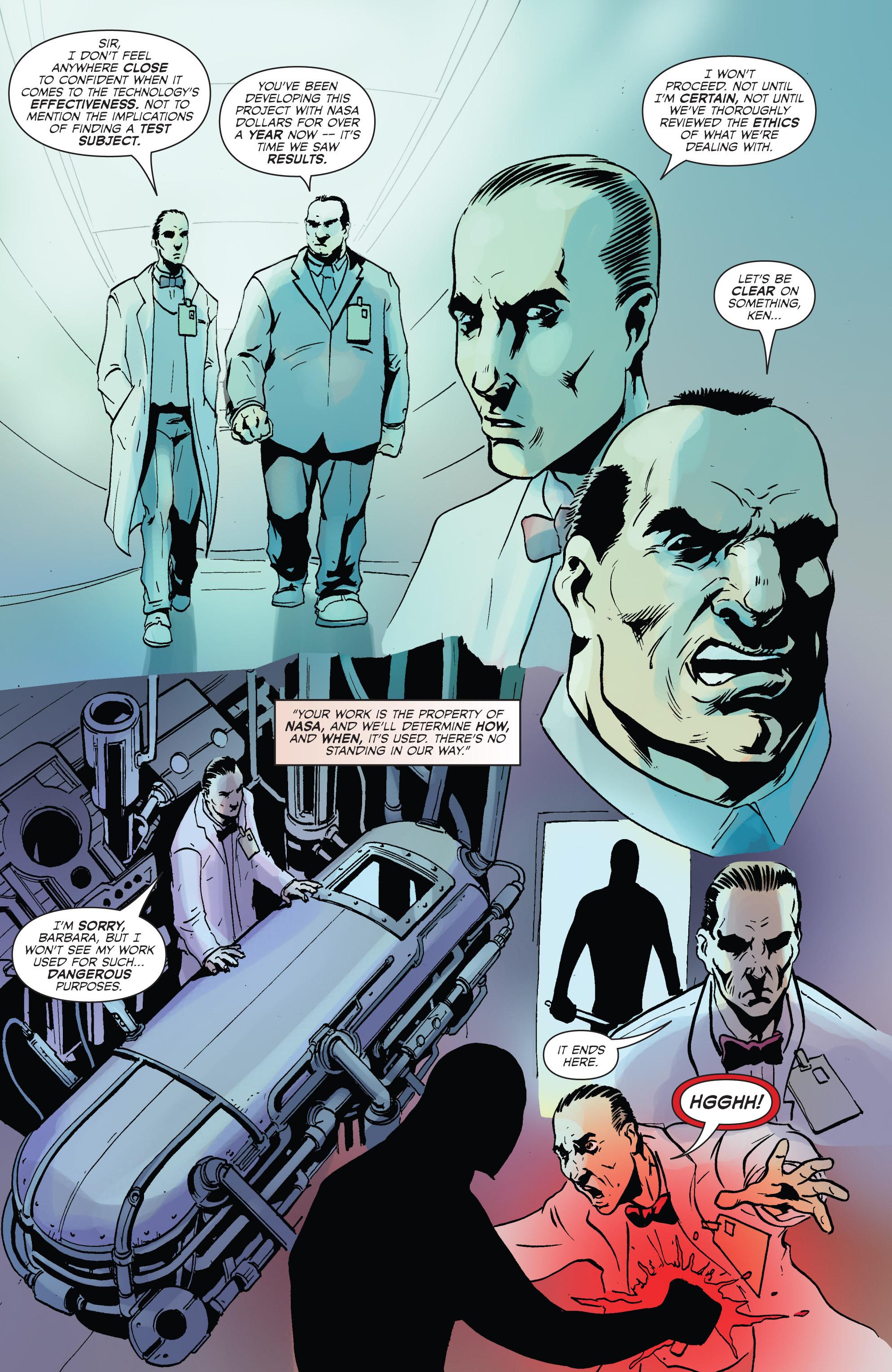Read online Hoax Hunters (2012) comic -  Issue # TPB 2 - 36