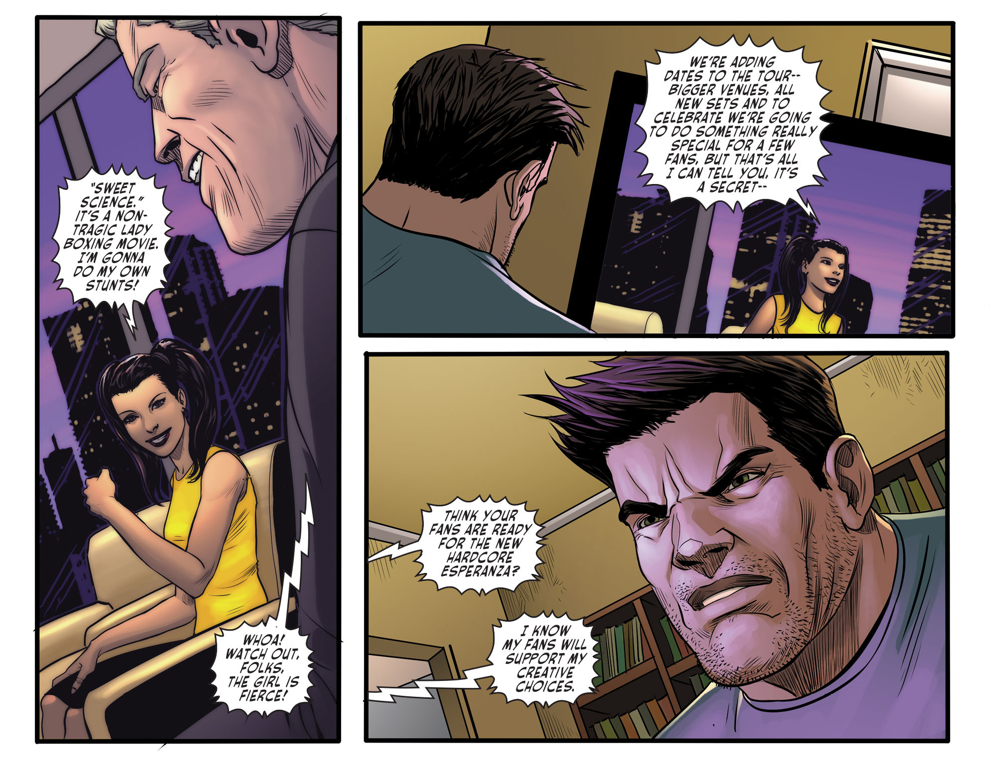 Read online Sensation Comics Featuring Wonder Woman comic -  Issue #29 - 12