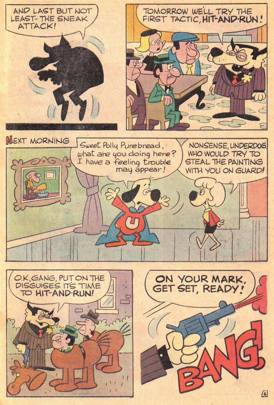 Underdog (1970) issue 3 - Page 9