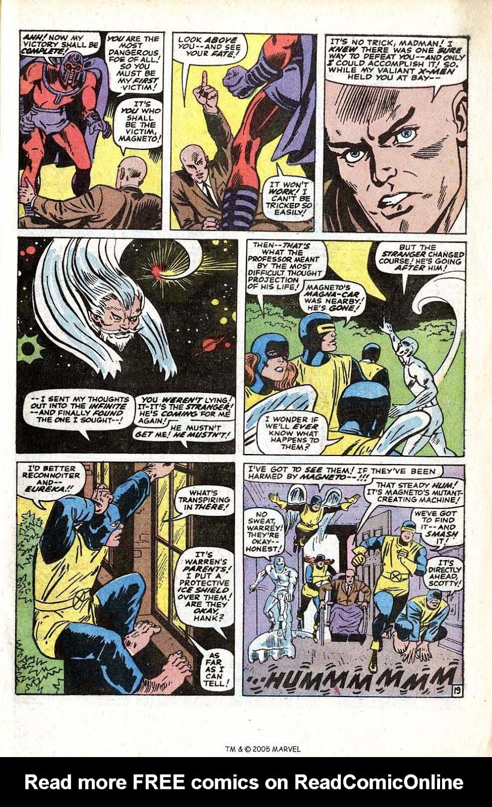 Uncanny X-Men (1963) issue 70 - Page 49