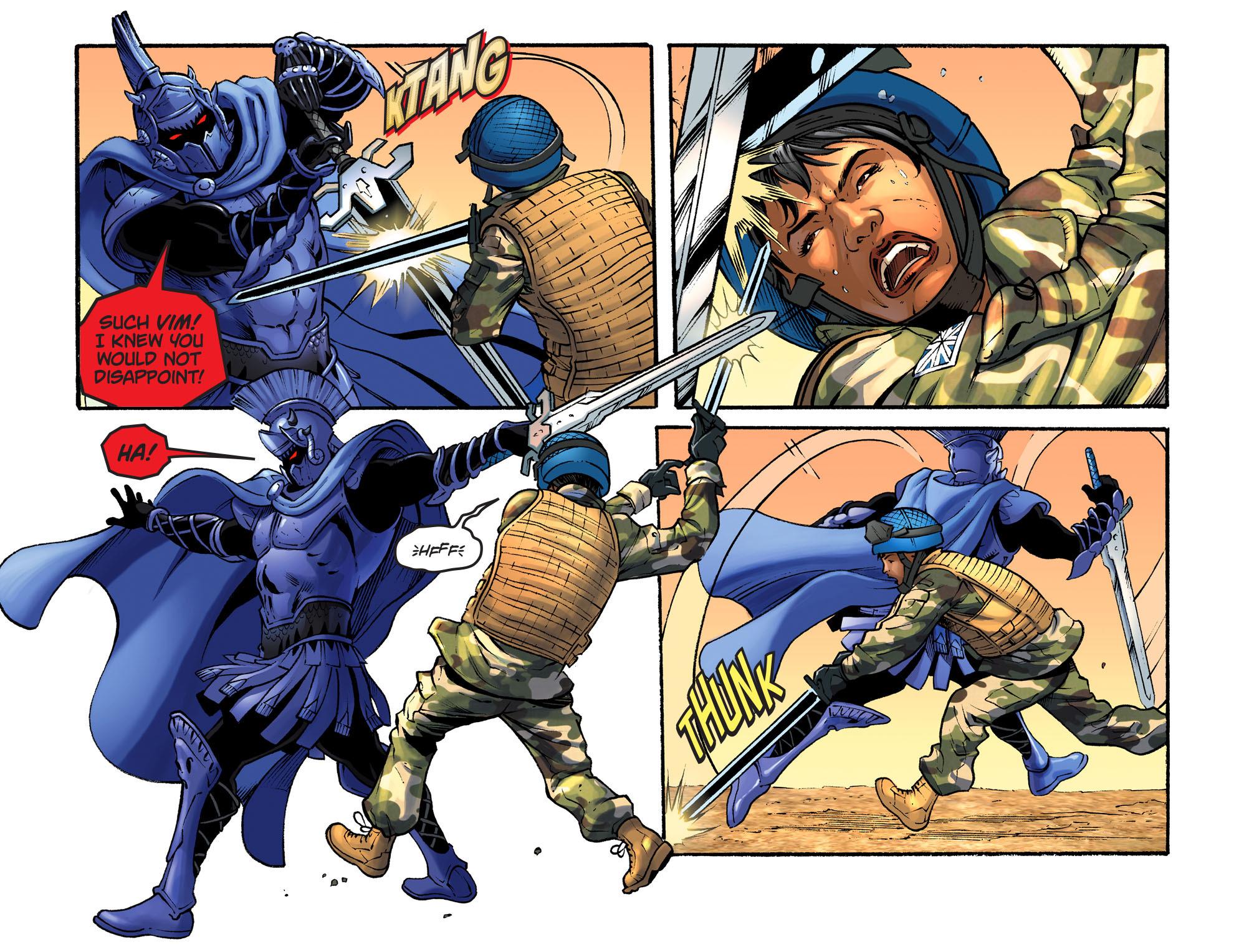 Read online Sensation Comics Featuring Wonder Woman comic -  Issue #34 - 8