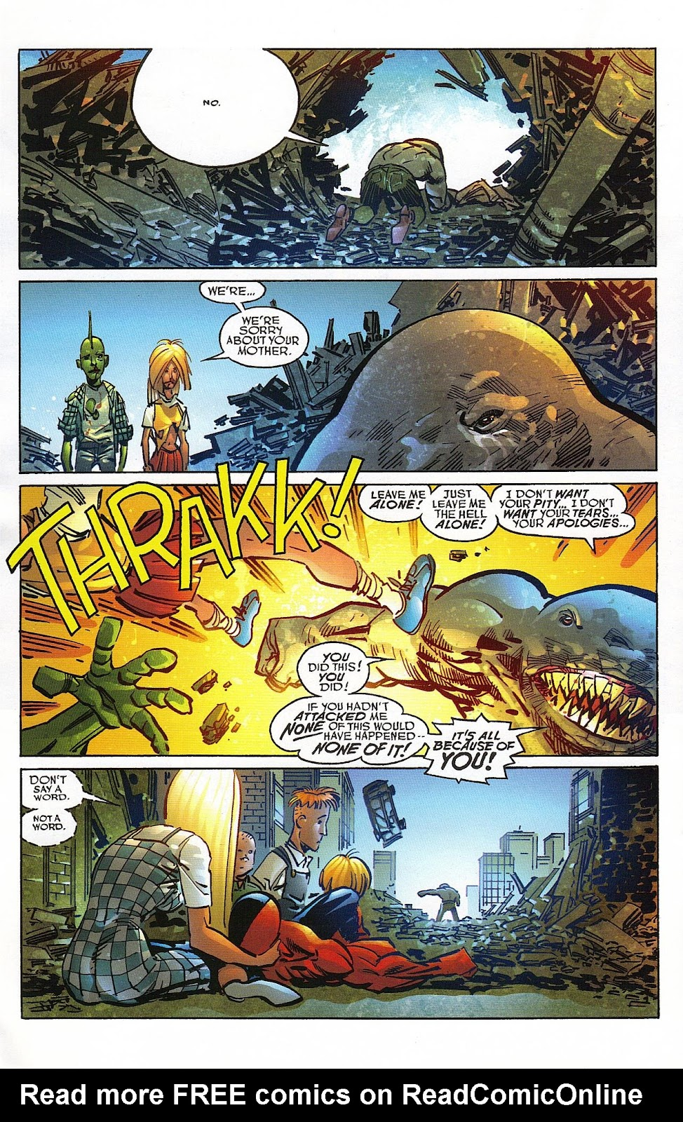 The Savage Dragon (1993) Issue #151 #154 - English 20