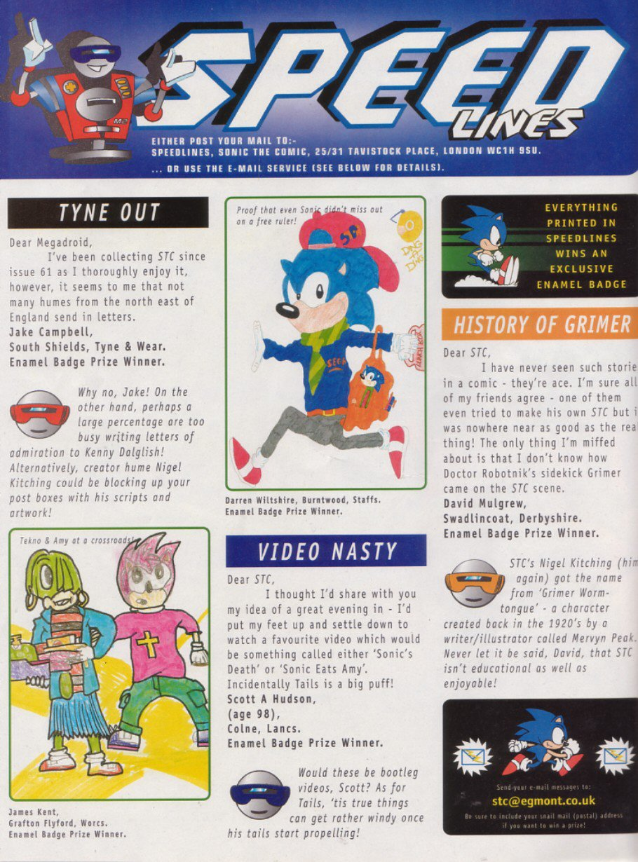 Read online Sonic the Comic comic -  Issue #114 - 15