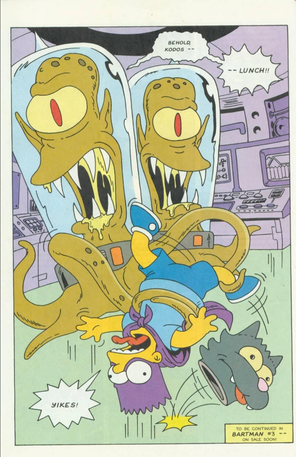 Read online Simpsons Comics comic -  Issue #5 - 27