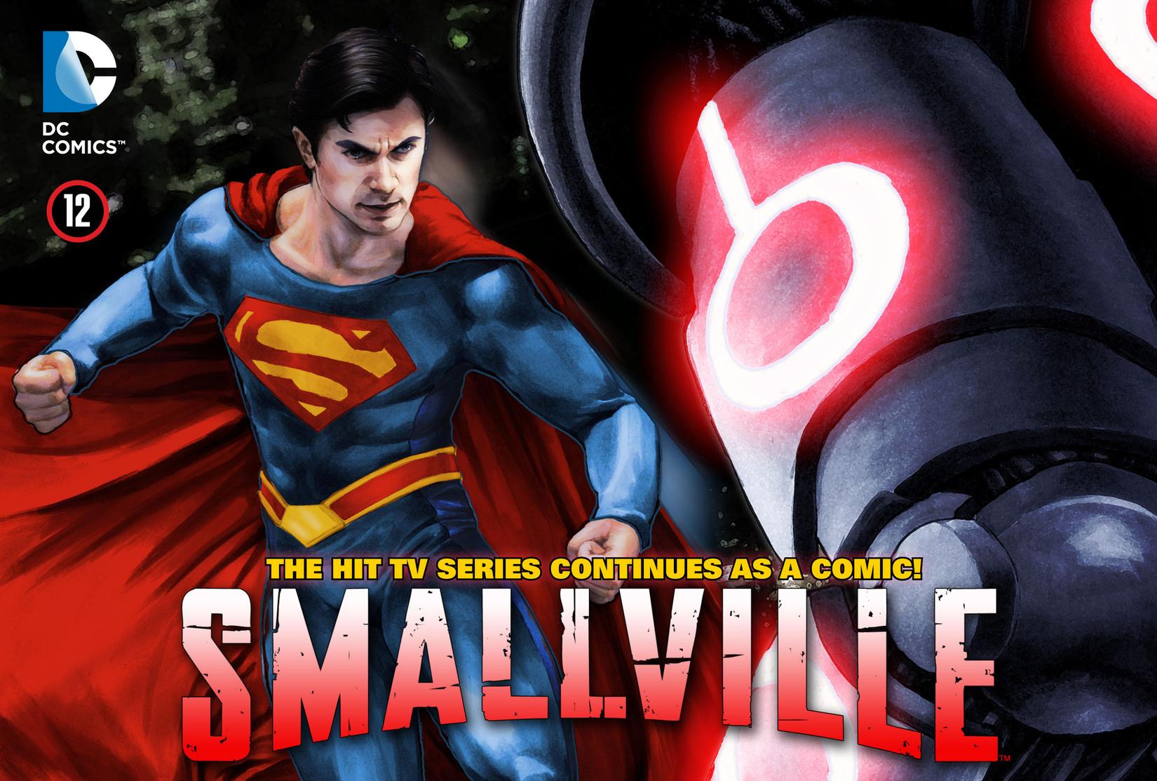 Read online Smallville: Season 11 comic -  Issue #12 - 1