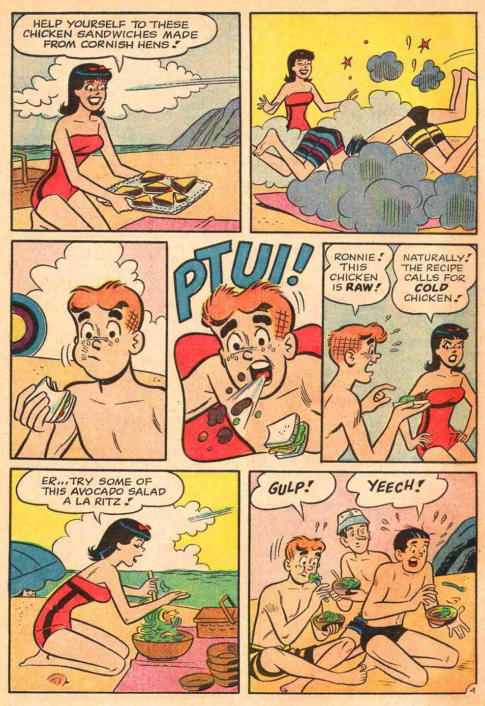Read online Archie's Girls Betty and Veronica comic -  Issue #130 - 42