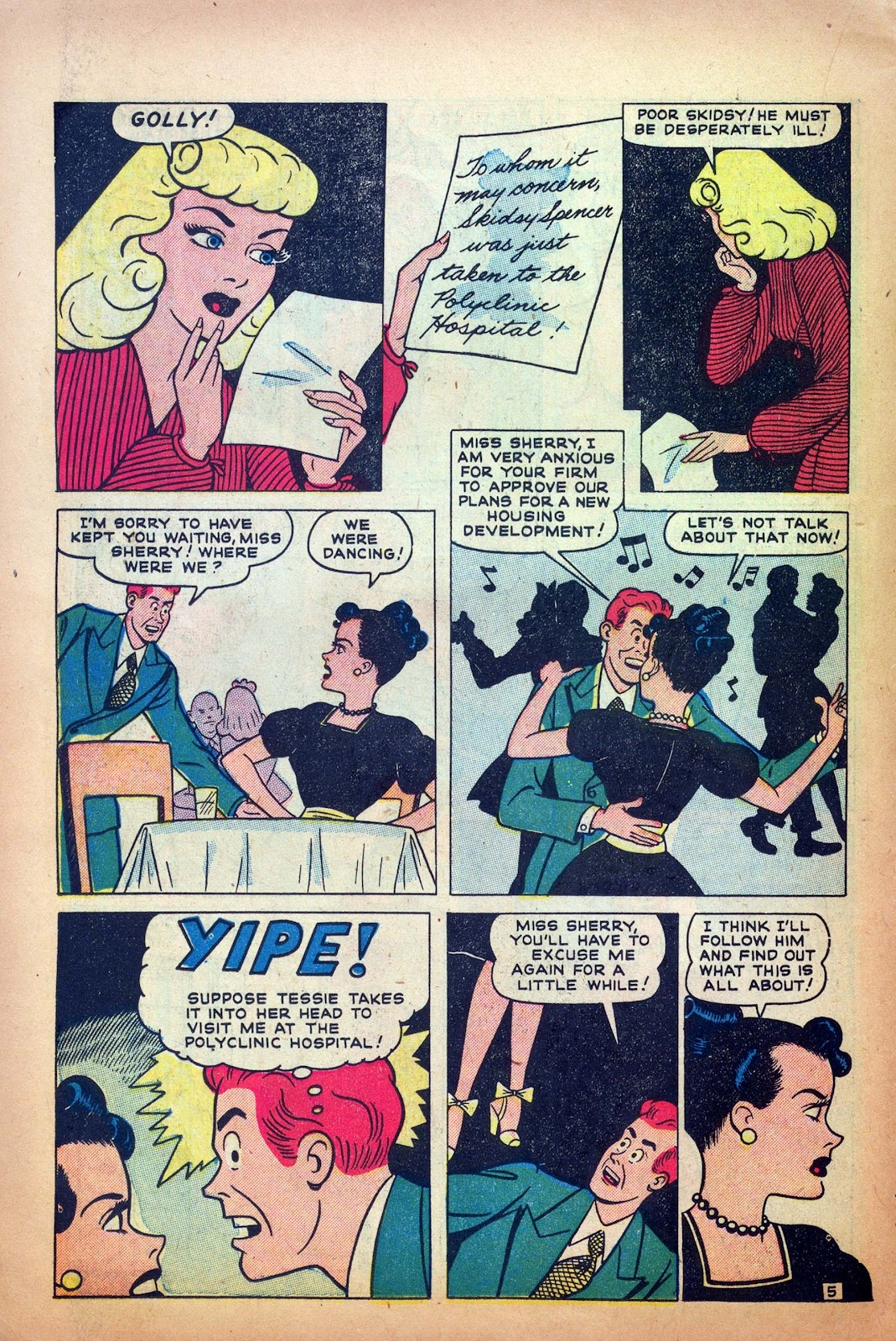 Read online Joker Comics comic -  Issue #35 - 14