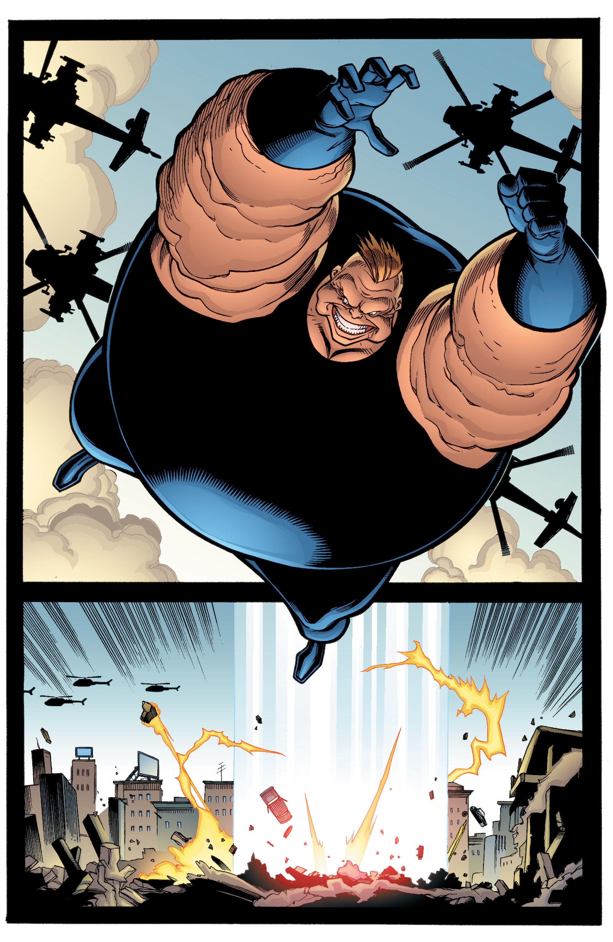 Read online Uncanny X-Men (1963) comic -  Issue #402 - 13