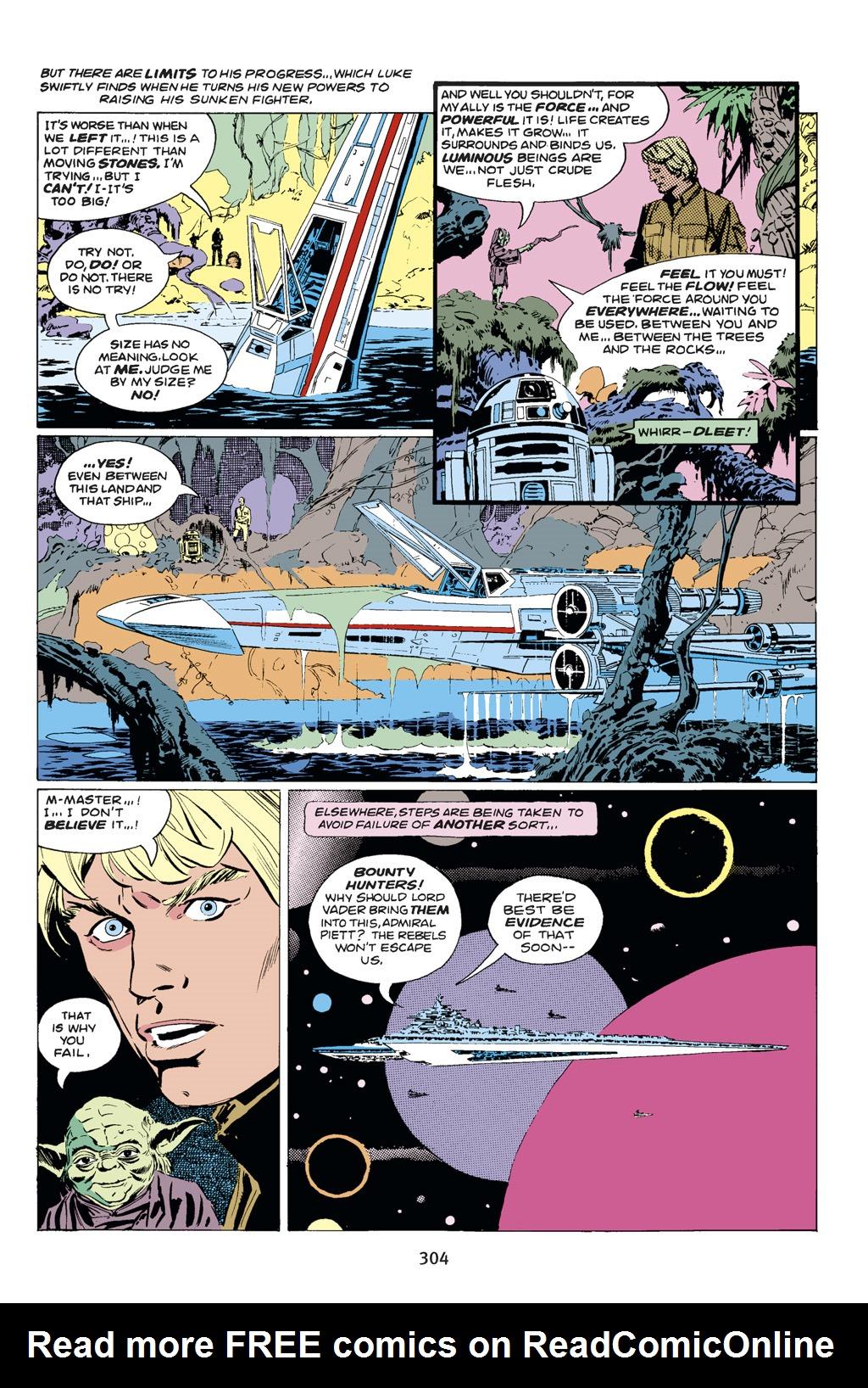 Read online Star Wars Omnibus comic -  Issue # Vol. 14 - 302