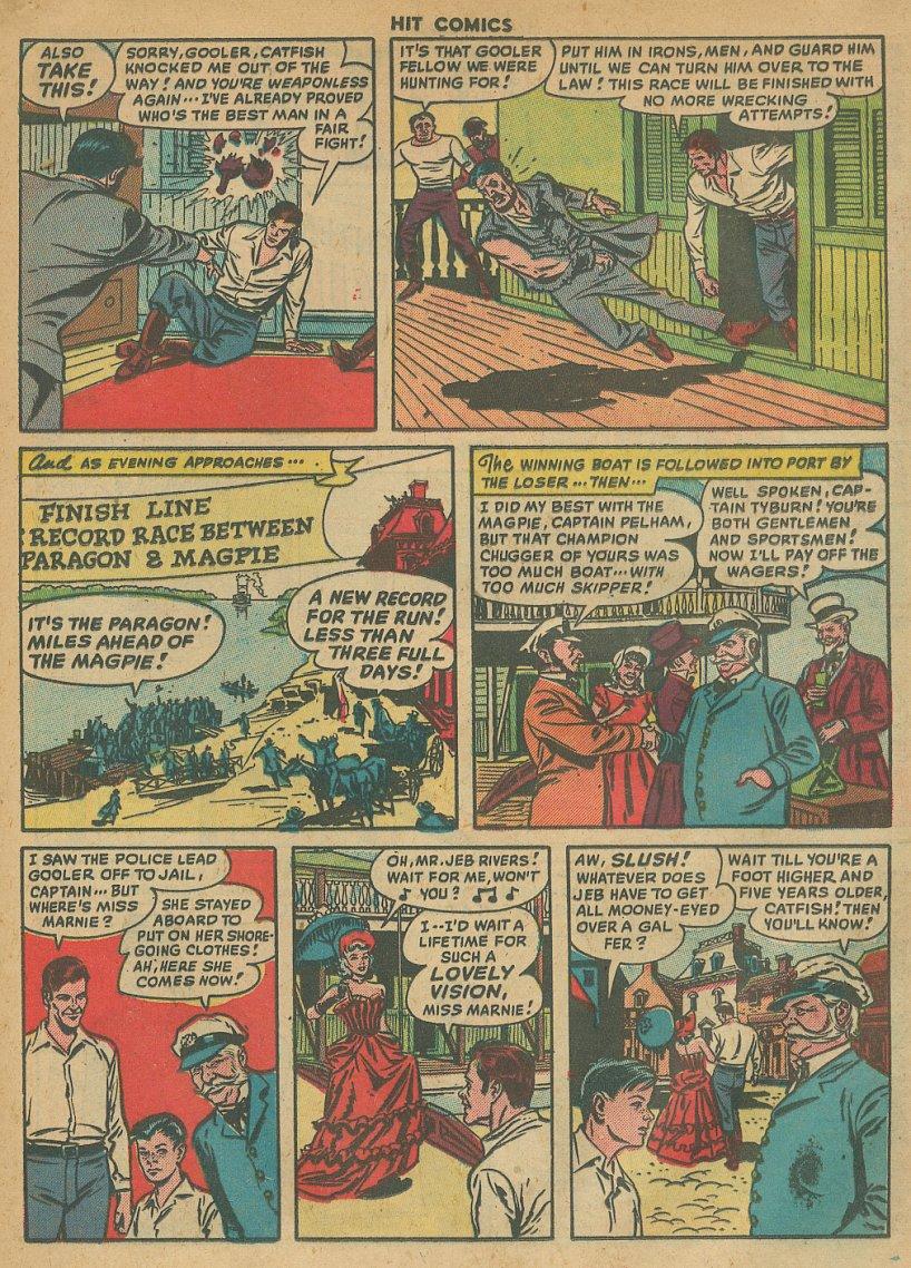 Read online Hit Comics comic -  Issue #61 - 15