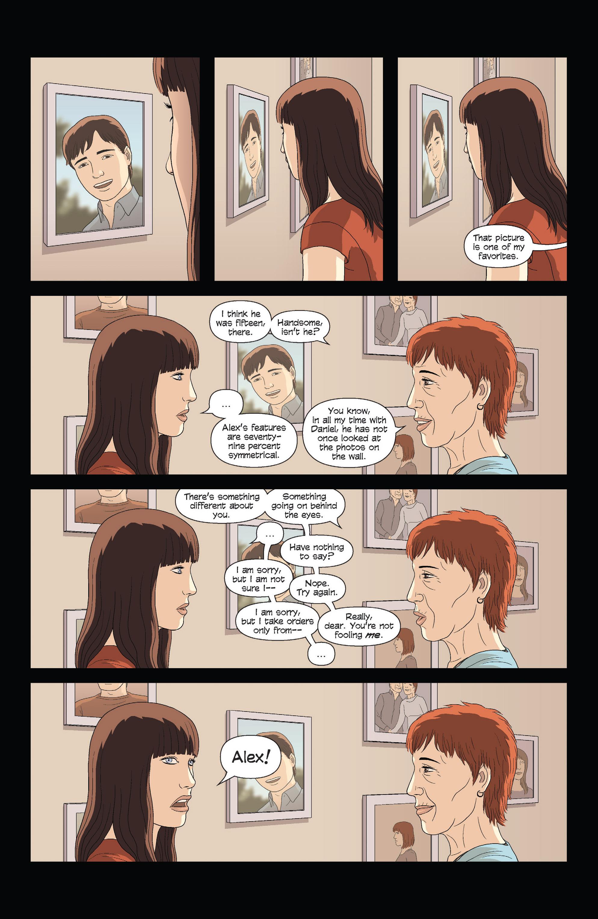Read online Alex   Ada comic -  Issue #7 - 21