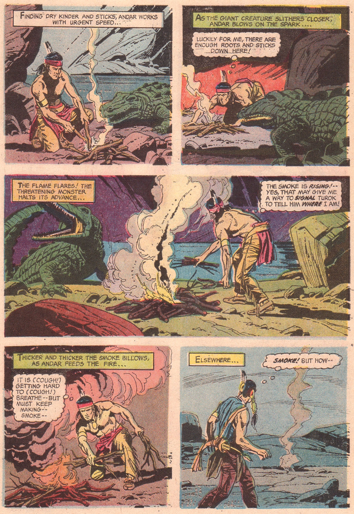 Read online Turok, Son of Stone comic -  Issue #56 - 31