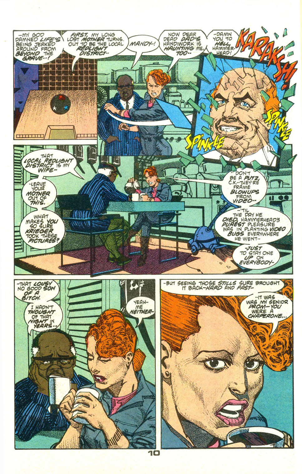 Read online American Flagg! comic -  Issue #21 - 13