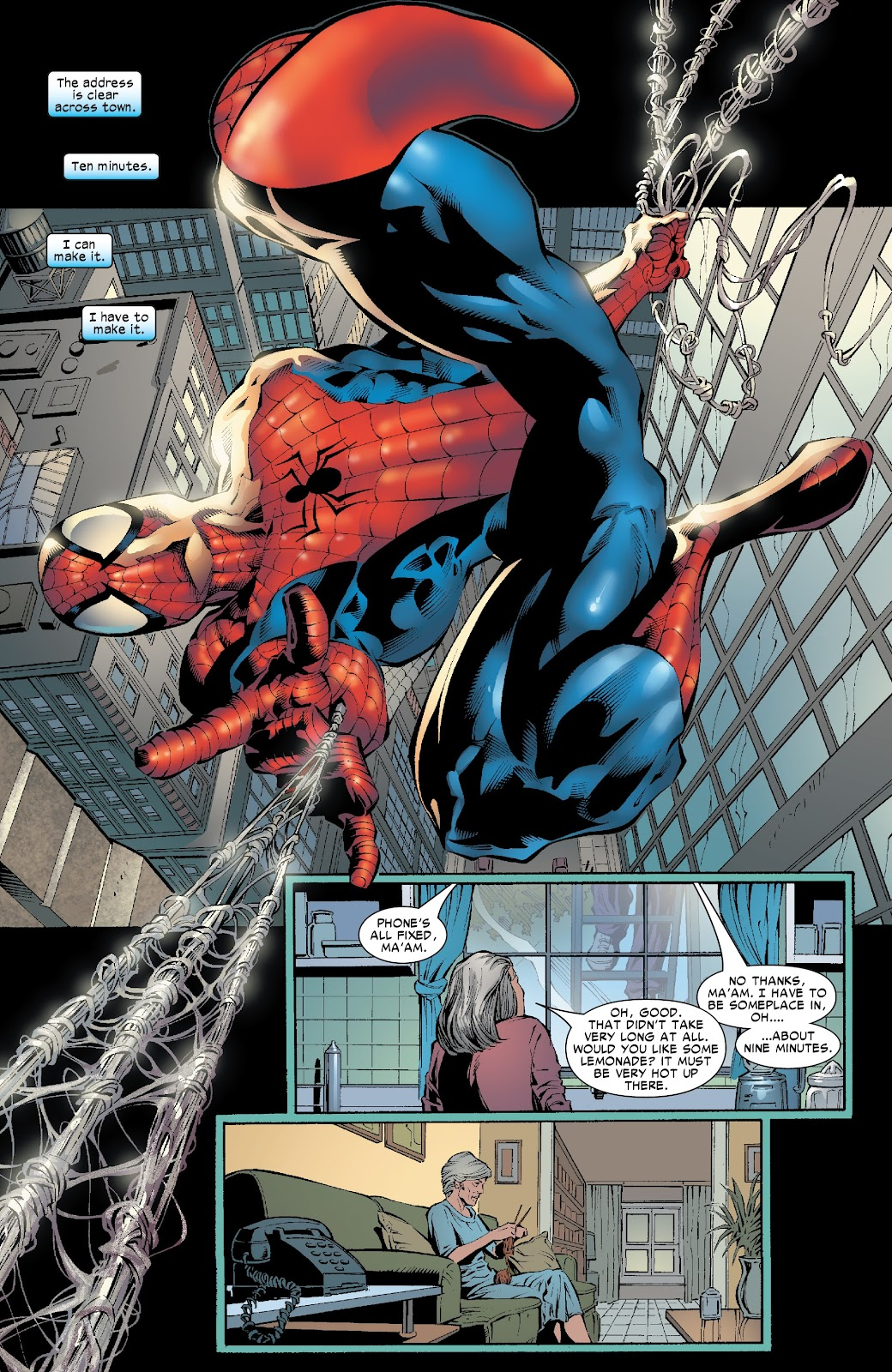 The Amazing Spider-Man by JMS Ultimate Collection issue TPB 3 (Part 2) - Page 74